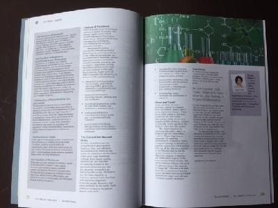 Sad Mood Epidemic in The Art of Healing Magazine by Vanita Dahia