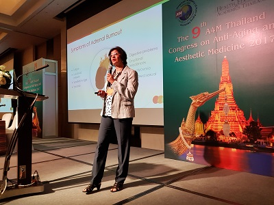 The 9th A4M Thailand Congress on Anti-Aging and Aesthetic Medicine 2017