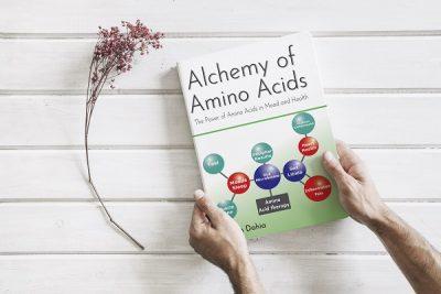 Alchemy of Amino Acids by Vanita Dahia