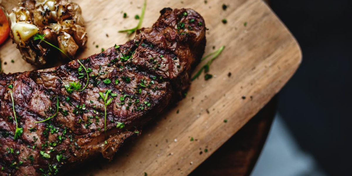 The Importance of Glutamate before you Eat that next Piece of Steak