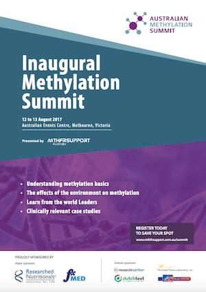 Inaugural Methylation Summit 2017 with Vanita Dahia