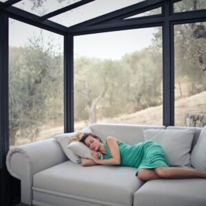 More Green More Sleep