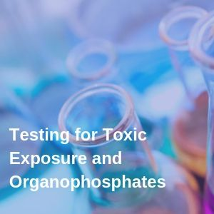 Testing for Toxic Exposure